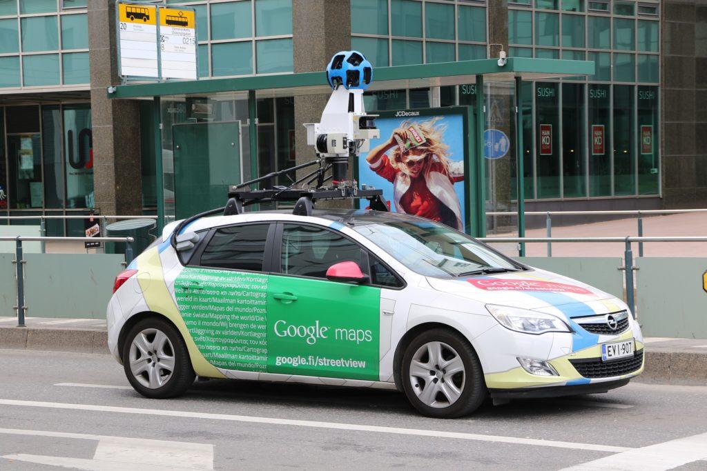 Google Street View: l'evoluzione di Google Maps